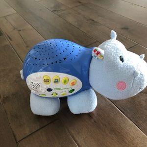 V Tech Soothing Starlight Hippo